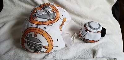 Star Wars BB-8 DROID Costume For A Small Dog  (about 8 Lbs).