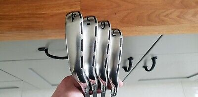 Wilson staff c200 irons 4 to pw stiff