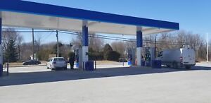 CCTV Security camera for Gas Station Pump TSSA approval