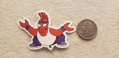 Doctor Zoidberg Squats Workout Sticker Decal for sale  Shipping to India