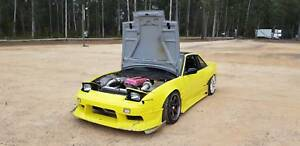 S13 competition level rolling shell drift or race