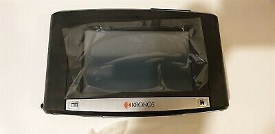 Kronos Intouch 9000 Time Clock with TouchScreen Barcode 8609000-023 H3 New