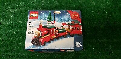 LEGO Creator Christmas Train 2015 (40138) NEW IN BOX (BFEB-06-082)