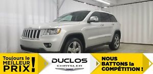 2013 Jeep Grand Cherokee Limited*CUIR CHAUFF/VENT*GR REMORQ*TOIT
