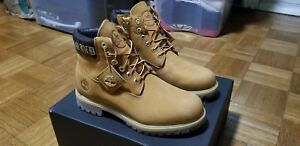 "DS Timberland x Mastermind Japan 6"" Boots ""Wheat"" Size 9 Timbs"