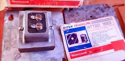 At72d1683 Transformer Honeywell120v 5060 Hz Multi-mount With Plate