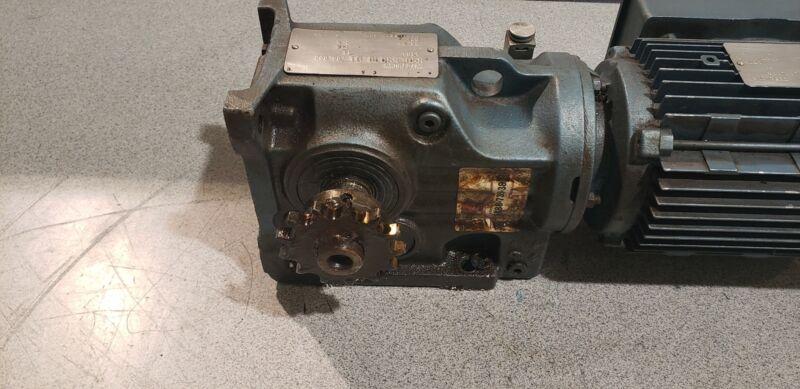 SEW Electric Motor DFT80K6
