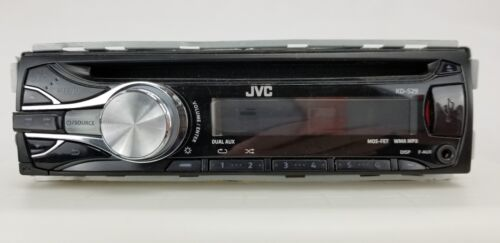 JVC KD-S29 In-dash Cd receiver and removable face plate radio head unit
