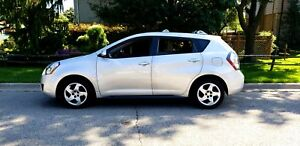 2009 Pontiac Vibe P.group, ONLY 109K KM,WELL Meantend, Certified