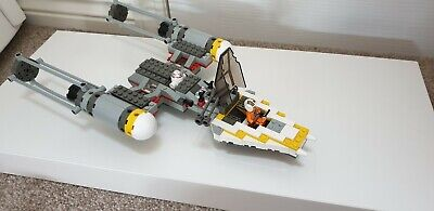 Lego Star Wars Y-Wing And Tie Fighter 7150