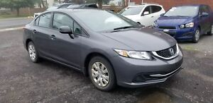 2013 Honda Civic DX - LOW KILOMETRES! Civic DX - LOW KILOMETRES!