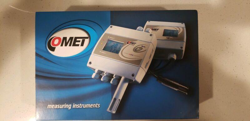 Comet T7610 POE Web Temperature Sensor