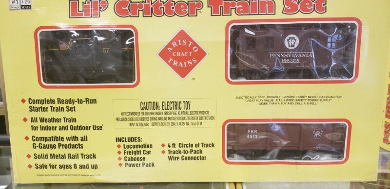 1/29 Scale Lil Critter Train Set Aristo Craft Pennsylvania #1 Gauge