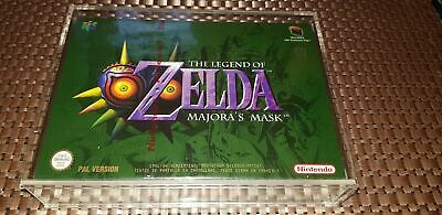 Nintendo Majoras Mask N64 EU  PAL Red Stripe