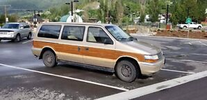 91 Plymouth Grand Voyager