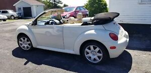 2003 Volkswagen Beetle GLX Convertible withTurbo! FUN FUN FUN