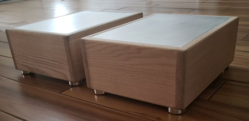 """DIY Tube amplifier linestage preamplifier DAC audio chassis  5.5"""" Height"""