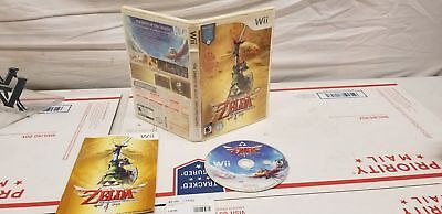 The Legend Of Zelda  Skyward Sword  Wii Wiiu