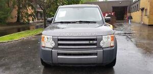 2006 Land Rover LR3 4X4 TEL: 514 249 4707