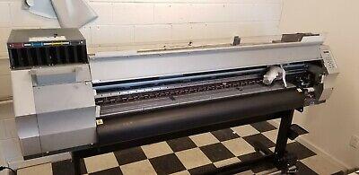 Mimaki Jv33 Solvent Printer- Working But Needs Printhead