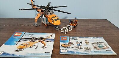 Lego City Artic Helicane (helicopter) 60034