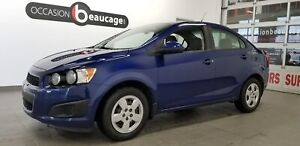 2014 Chevrolet Sonic LS, bluetooth, A/C CLEARANCE, VERY GOOD CON