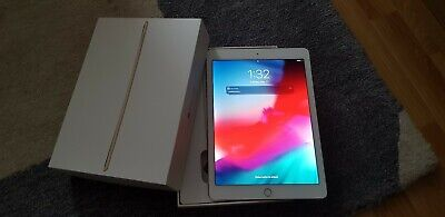 Apple iPad Air 2 64GB Wi-Fi 9.7in Gold Boxed EXCELLENT CONDITION