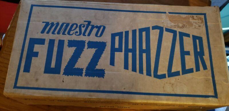 Maestro Fuzz Phazzer FP2