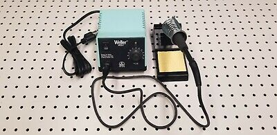 Weller Wes51 Soldering Station 60w120v Open Box