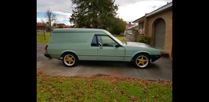 XF WINDOWLESS panelvan