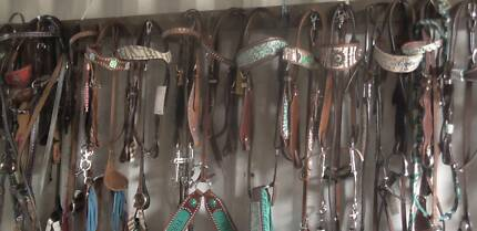 FROM $10 HEAPS OF HORSE GEAR STILL FOR SALE PHOTOS ALL TODAY