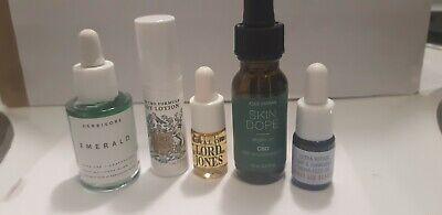 CB&D Serum lot Lord Jones lotion&Serum, Jose Maran, Herbivore,  First AiD beauty