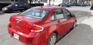 Ford Focus 2009, seulement 44,300km