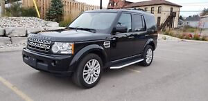 2011 Land Rover LR4 HSE PANORAMIC SUNROOF/LEATHER/LOADED/NAV
