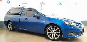 2012 Ford Falcon Ute XR6 LIMITED EDITION North St Marys Penrith Area Preview