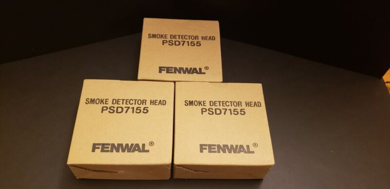 Fenwal PSD7155 Photoelectric Smoke Detector Head, Brand New, Free Shipping
