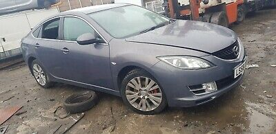 2008 - 2012 Mazda 6 D Ts2 Mk2 Gh D/S Driver Side Wing In Grey
