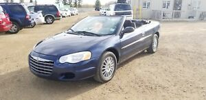 ** CONVERTIBLE * ONLY 161KM * 2006 SEBRING * FULLY INSPECTED *