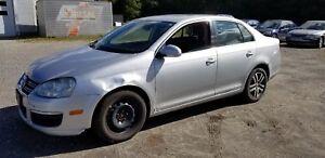 2006 Volkswagen Jetta Sedan 1.9L TDI Special Edition