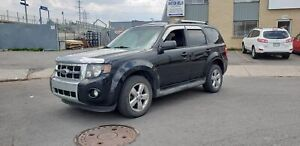 2009 Ford Escape Limited CUIRE TOIT OUVRANT 4X4