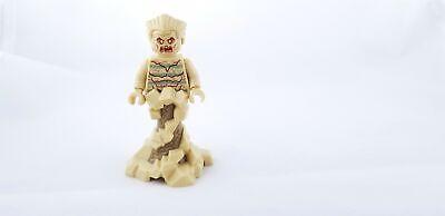 Lego Mini Figure Super Heroes Marvel Sandman with Swirling Base from Set 76114
