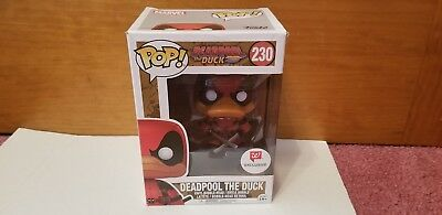 Deadpool the Duck Funko Pop Figure