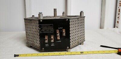 Powerstat Variable Autotransformer Superior Electric 1256cl