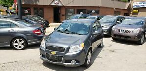 2011 Chevrolet Aveo LT in mint condition only 77,000km