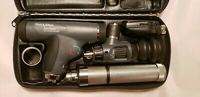 Welch Allyn Panoptic Opthalmoscope Diagnostic Set With Otoscope