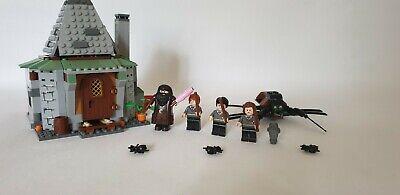LEGO HARRY POTTER - 4738 HAGRID'S HUT GREAT SET
