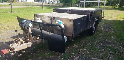 Offroad camper trailer forward fold Swan Bay Port Stephens Area Preview