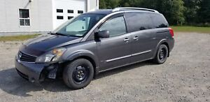 2007 Nissan Quest S+ESPACE+CRUISE+GR. ELECT+ABORDABLE++