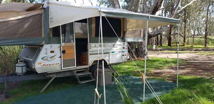 Jayco Outback Hawk caravan Christies Beach Morphett Vale Area Preview