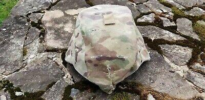 US ARMY ADVANCED COMBAT HELMET COVER MULTICAM SMALL MEDIUM w/o IR TABS ACH MICH